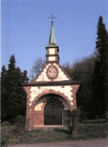 La Chapelle des Âmes du Purgatoire